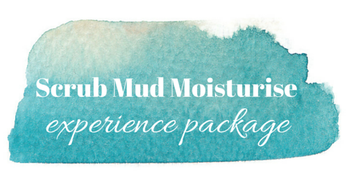 Day Spa Package Williamstown- Scrub Mud Moisturise