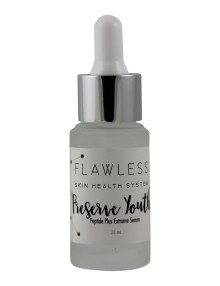Preserve Youth Anti ageing Peptide Serum for lines and wrinkle on the face.