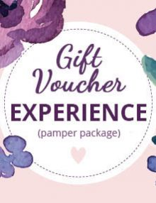 Gift Voucher Pamper Package