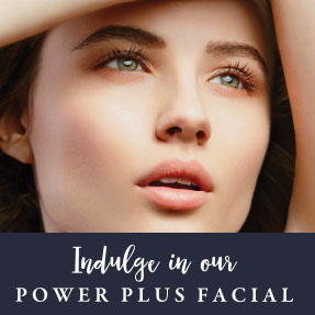 power plus facial williamstown