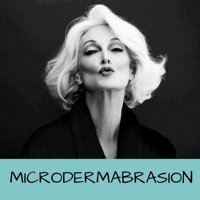 microdermabrasion facial treatments in Williamstown