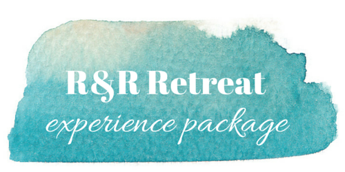 Day Spa Package Williamstown- R&R Retreat