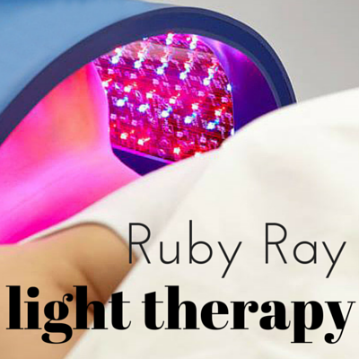 LED light therapy Williamstown Melbourne