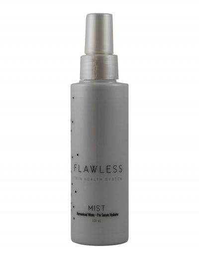 Hydrating Skin Toning Mist Flawless Skin Health System, Antibacterial, Hydrate, Aid Penetration of Active Ingredients