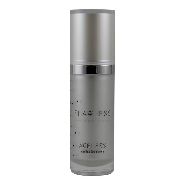 Ageless Flawless Skin Health System, Antiageing Vitamin A serum, Fight the signs of ageing with this Vitamin A and B cocktail, Skin care for healthy skin