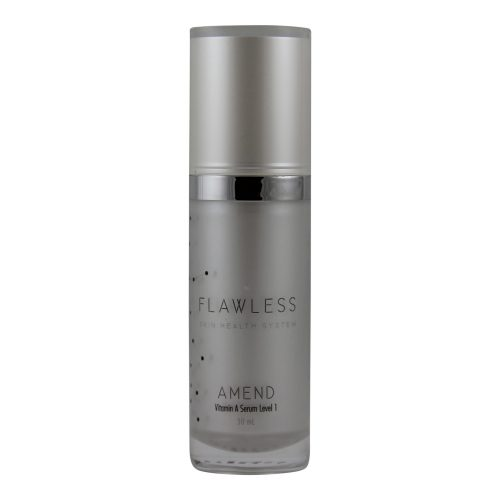 Amend Flawless Skin Health System Antiageing Vitamin A serum for Sensitive Skin, Acne Skin, Rosacea Skin, Premature Ageing Skin Types