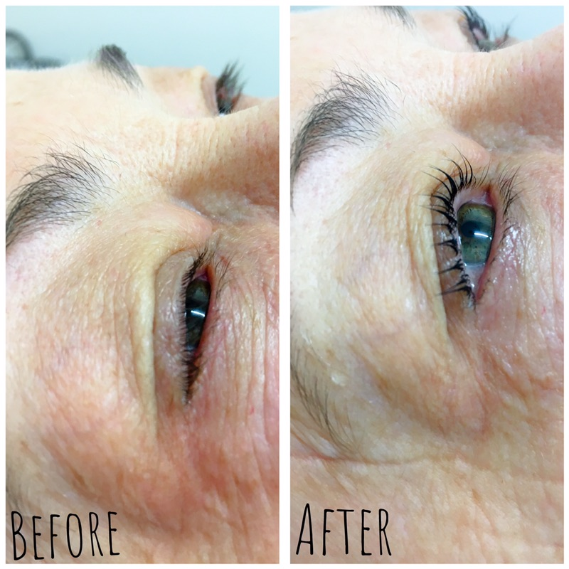 lash lift Williamstown Melbourne