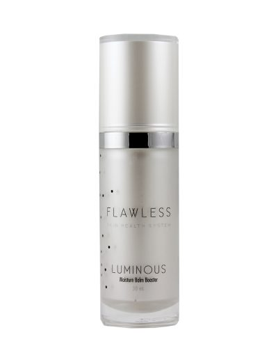Flawless luminous skincare moisturiser