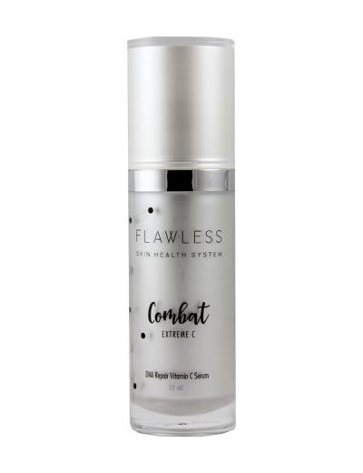 Combat Vitamin c serum Flawless skin health system