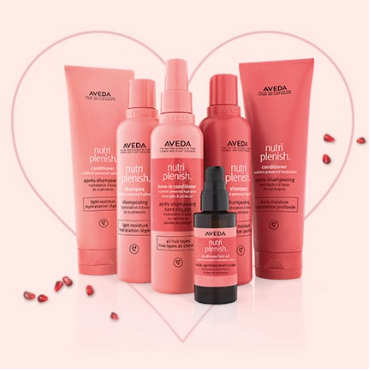 Aveda salon Melbourne hair products
