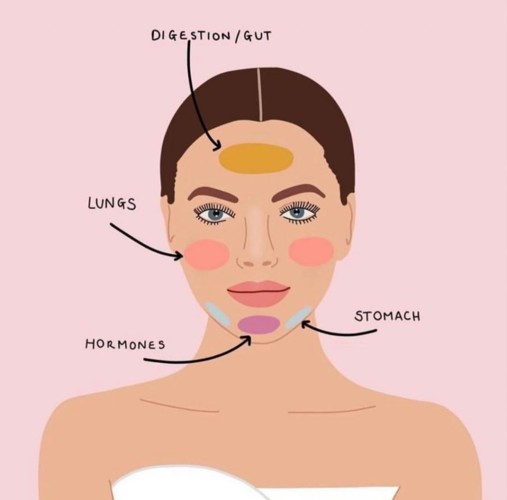facials in Williamstown Melbourne facemap
